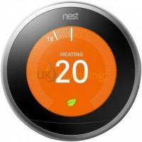 Heating Controls Nest 3rd Generation Learning Thermostat Manufactures
