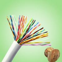 CAT5e 24 AWG Telephone Cable Manufactures