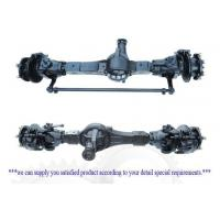 WT2042/Casting Axle Housing/130 Main Reducer Asm
