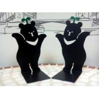 Cultural and creative products Formosa Bleak Bear Bookend Book Shelf Manufactures