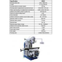 Vertical Milling Machine Manufactures