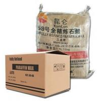 Wax FULLY REFINED PARAFFIN WAX 58-60 Manufactures