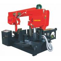 Buy cheap GW4240HRotating hinge horizontal metal band saw machine from wholesalers
