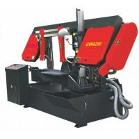 Buy cheap GW4250 Rotating double column cutting band saw from wholesalers