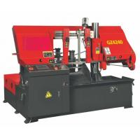 Buy cheap GZ4240 Full automatic metal cutting band saw machine from wholesalers