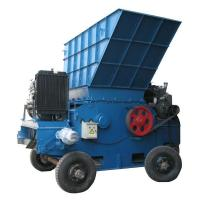 Buy cheap Tree stump shredder machine from wholesalers
