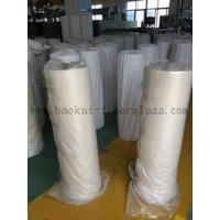 Buy cheap Woven Fiberglass Fabric fiberglass fabrics filterbag baghouse from wholesalers