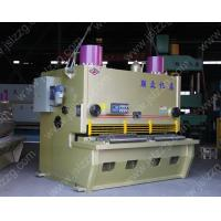 Buy cheap Guillotine Shearing Machine Brake type shearing machine from wholesalers