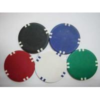 Buy cheap printed poker chips Product Nameeight-stripe printing chip from wholesalers