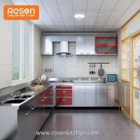 Buy cheap Outdoor Free Standing Resurfacing Makeover Ideas Steel Kitchen Cabinets from wholesalers