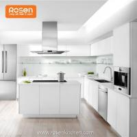 Best White Ready Made White Painted Stained Custom Kitchen Cabinets Manufactures