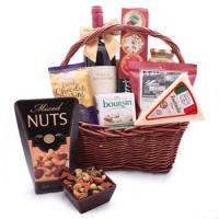 China Corporate Gifts Appeasing Alfresco Gift Basket on sale