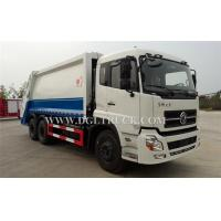 6*4 dongfeng LHD RHD 16-18cbm garbage waste compactor truck for sale Manufactures