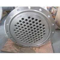 Deep hole welding heat exchanger