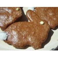 Organic Easter Treats - Easter Paw-rade Bunnies Manufactures