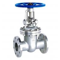 Stainless Steel Gate Valve SS304/316 GB/T12234 API 600 Class600--2500 customized