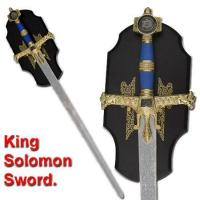 KIng Solomon Sword Blue Manufactures