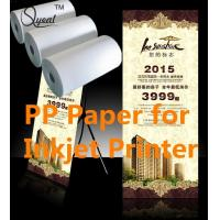 Solvent&Eco-Sovlent Adhesive PP paper Manufactures