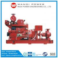 Dual-start Safely Water to Air Fighting Water Pump Manufactures