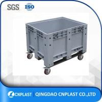 Plastic Pallet Box For Agriculture Manufactures