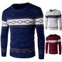 China 2017 Autumn Men Sweater Fashion Knitting Pullover on sale