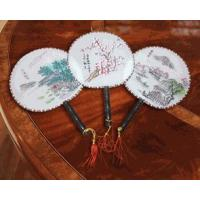 Mini Round Palace Hand Fan Manufactures