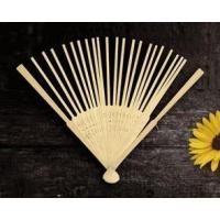 Bamboo Hand Fan Frame (Set of 10) Manufactures