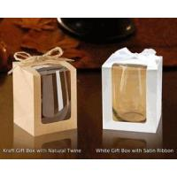 Gift Box for 9oz Stemless Wine Glass (Set of 10) Manufactures