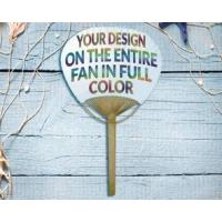 Personalized Paddle Fan Manufactures