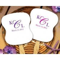 Monogrammed Hand Fans Manufactures