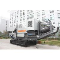 Hydraulic-driven Track Mobile Plant Manufactures
