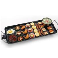 Buy cheap Portable electric grill pan BBQ grill from wholesalers
