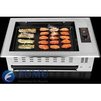 Buy cheap Electric bbq grill mchine from wholesalers