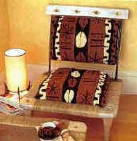 African Inspired Furniture Manufactures