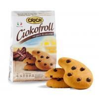 Ciokofroll with chocolate drops 300gCRICH Manufactures