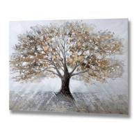 Winter Tree Oil Painting Manufactures