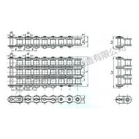 A series of short pitch precision roller chain
