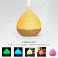 Wooden Essential Oil Humidifier Manufactures