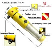 Car Emergency Tool Kit with Torch Manufactures