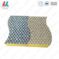 waves shape new kitchen cleaning style sponge Manufactures