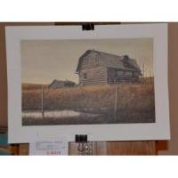 Len Gibbs Limited Edition Print Manufactures