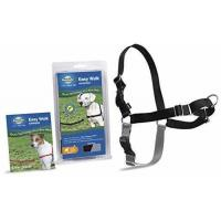 China PetSafe Easy Walk Harness, Medium, BLACK/SILVER for Dogs on sale