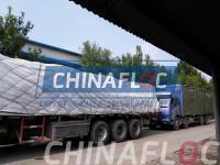 Oilfield Chemicals PHPA Copolymer of anionic polyacrylamide for drilling fluid Manufactures