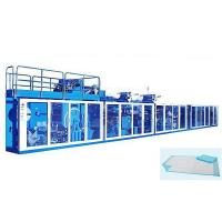 Cheap Baby diapers packing machine Under Pad Making Machine for sale