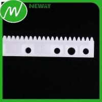 Plastic Gear Engineering Plastic Nylon Gear Rack And Pinion Manufactures