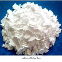 China Vitamins And Pharmaceutical Calcium chloride 77% & 74% flakes snow melting agent on sale
