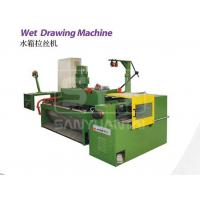 Cheap Brass plating production line Turn Over Wet Drawing Machine for sale