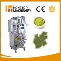 Fully Automatic Pouch Small Type Vertical Liquid and Paste Package Machine High Speed