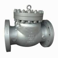 Check Valves Swing Check Valve, ASTM A217 Gr. C5, 6 Inch, 300 LB