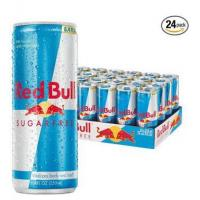 Red Bull Sugarfree Energy Drink 8.4 Fl Oz Cans